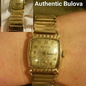 Bulova Accessories Vintage Watch Poshmark